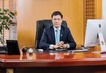 Ông Phạm Bảo Lâm, Chủ tịch HĐQT Bảo hiểm tiền gửi Việt Nam