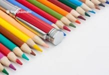Bí quyết tư vấn hiệu quả với bút chì màu